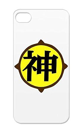 God Yellow Case For Iphone 5 Namek Planet Manga God Symbols Anime
