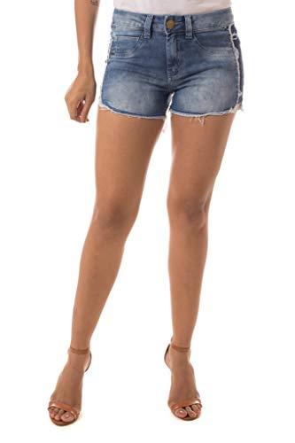 Shorts Jeans Denuncia Ease Azul 38