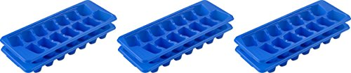 Sterilite Blue Stacking Nesting Trays
