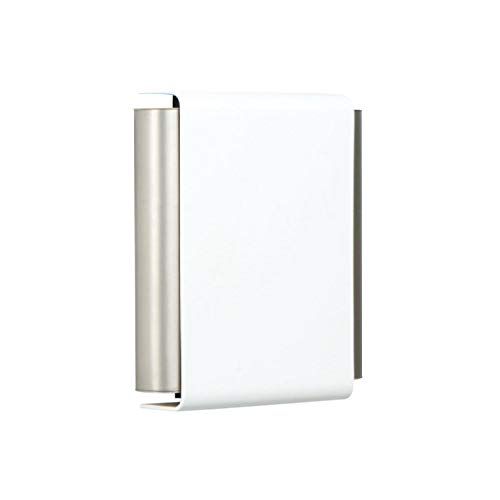 Craftmade CTPW-W Designer Pewter Tubes Door Chime, White (8.38
