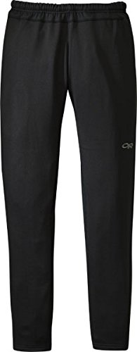 Outdoor Research Women's Radiant Hybrid Tights, Black, Large