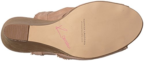 Wedge Laundry Eye Leilani Cavallari Women's Sandal Kristin Tigers Chinese vAgqdXX