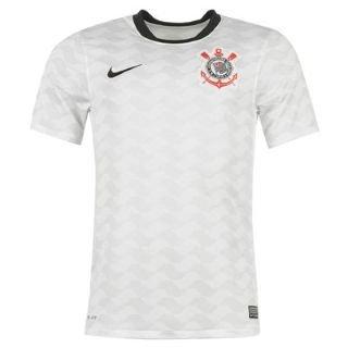 Nike Corinthians Paulista Home Jersey Men  Amazon.co.uk  Sports   Outdoors 08dc39441