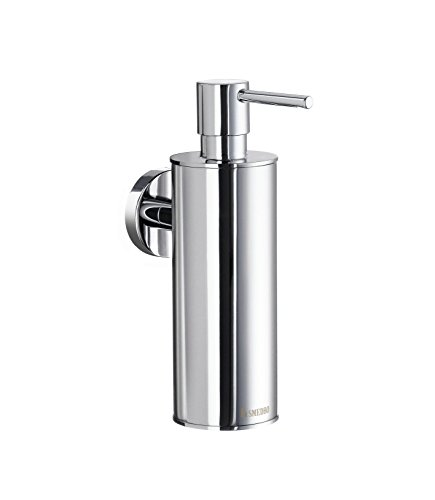 Smedbo SME HK370 Soap Dispenser Wallmount, Polished Chrome,