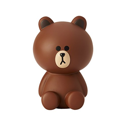 LINE FRIENDS Sitting Brown Moneybox product image