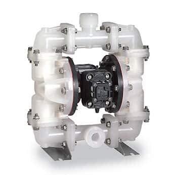 - Sandpiper S07B1P1PPNS000. Air-Powered Double-Diaphragm PP Pump, Santoprene; 23 GPM