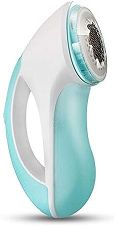 Artículos para el hogar BZ-117Z-A de Carga USB 6 Cuchillo Piel Pista de Bola Trimmer (Color : Blue)