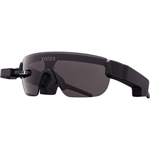 Solos Smart Glasses Black, One ()