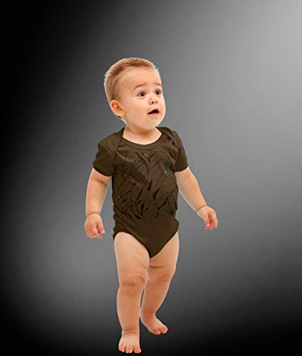 Baby Superhero Tree Cosplay Costume -