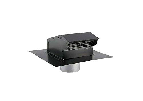 "Fantech RC12 Roof Caps, 12"" Duct (Galvanized Steel)"