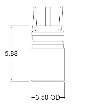 Heat Fab 9301PVC Saf-T Vent EZ Seal - 3