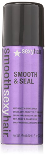 Sexy Hair Smooth and Seal Anti-Frizz Shine Spray, 1 Ounce