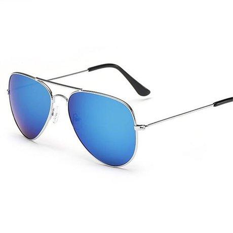 gafas femeninas la de sol mujeres GGSSYY aviador para Blue diseñador de marca mujer sol de sol piloto de gafas gafas gafas gris Fd0SHxnHq