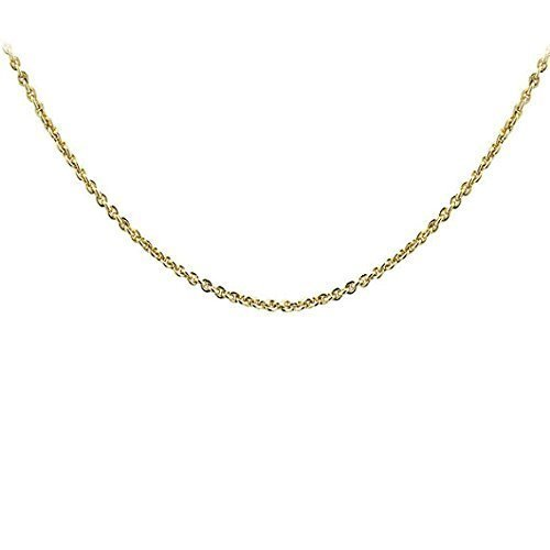 14k Solid gold Rolo Chain, Highly polished finish, 0.55mm rolo chain, silver chain, solid gold chain shiny rolo chain, classic rolo chain