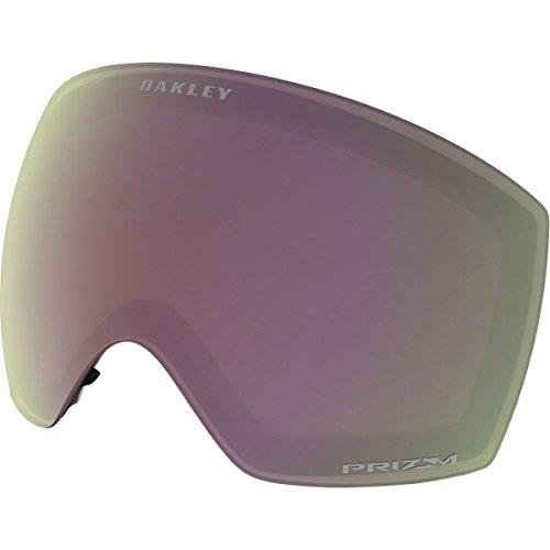 Oakley Men's Flight Deck Snow Goggle Replacement Lens, Large, Prizm Hi - Lens Oakley Goggle