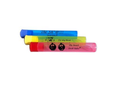 Doob Tubes - Small Airtight Packaging Tube! 3-Pack by DoobTube