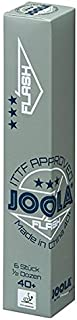 Joola Flash White 40+ 6balles, Blanc JOOA5|#JOOLA 40041