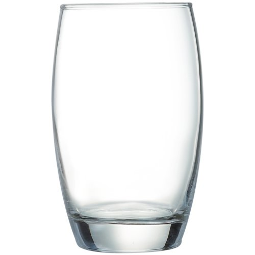 Arcoroc Cabernet Salto long drink glass 350ml, without filling mark, Pack of 6 Arc International 410-468