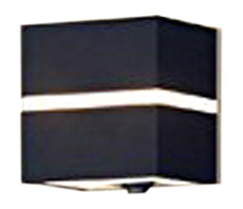 パナソニック(Panasonic) LEDポーチライトFreePaお出迎えシンプルタイマー(直付タイプ)電球色(オフブラック) LSEWC4020LE1 B012EO0XC4 10297 オフブラック オフブラック