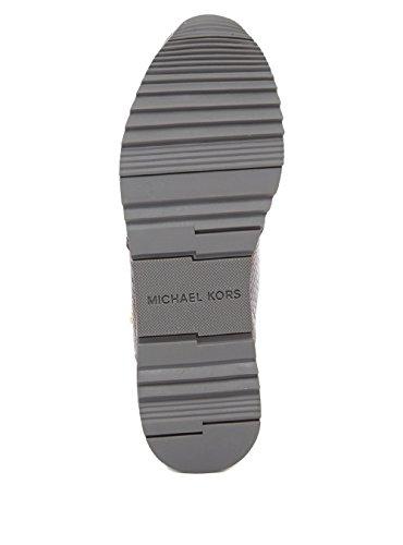 Michael Kors - Zapatillas de Cuero para mujer Violeta