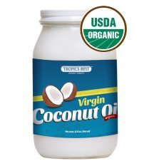 32 Oz Coconut Oil – 100% USDA Certified Organic Virgin For Sale