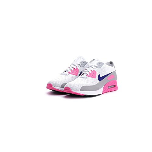 2 W Black Flyknit Max Ultra Pink PINK White CONCORD Women's BLACK 0 Air Nike WHITE 90 Concord LASER Laser Y8O5gqxw