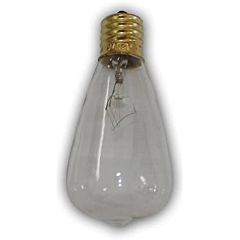 Amazon Com String Light Company Vc9012c Clear Vintage