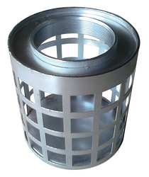 Industrial Grade 5RWL8 Suction Strainer, 8 In. NPT Inlet by Industrial Grade
