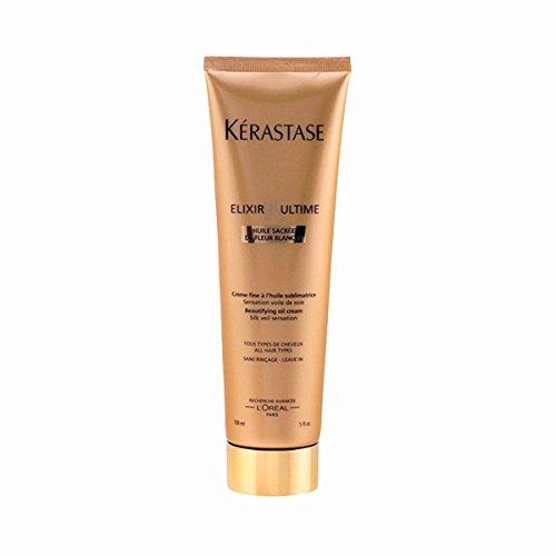 Kerastase Elixir Ultime Beautifying Oil Cream - All Hair Types Cream For Unisex 5 oz from Kerastase