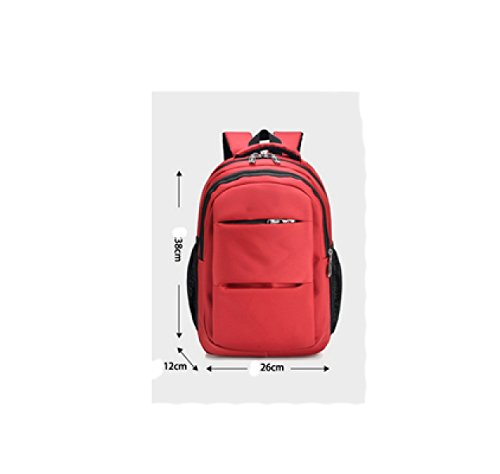 Laidaye Grey Nylon Multi Men's Shoulder Backpack Waterproof purpose Travel Business Leisure qr4Sqn1Zv