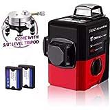 DEKO Nível A Laser 3d 12 Linhas Rotação360 Vermelho Garantia