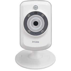 D-Link Record & Playback Wi-Fi Camera with Remote Viewing (DCS-942L)