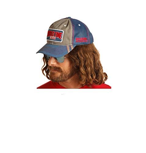 Dale Brisby Rock   Roll Denim Rodeo Time Snapback Cap 4cf49b48d5aa