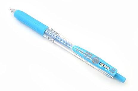 Zebra Sarasa Clip Pen 0.3 Mm, Light Blue (JJH15 LB)