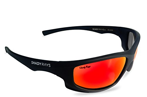 Shady Rays Polarized Sport Sunglasses X Series, - X3 Sunglasses
