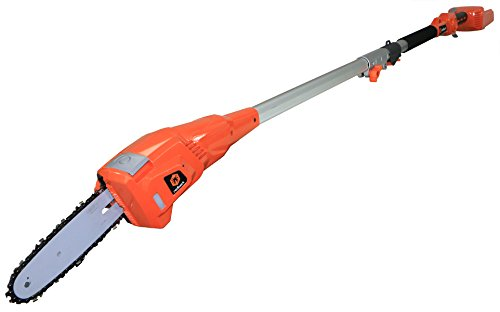 Redback 40V Cordless Li-ion Pole Saw - Battery and Charger Not Included by Redback
