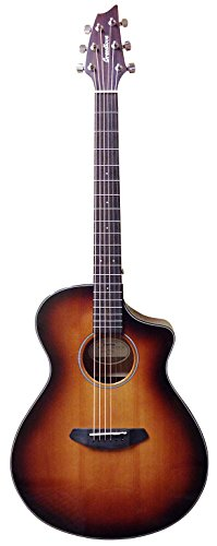 Breedlove Discovery Concert CE Acoustic-Electric Guitar Sunburst