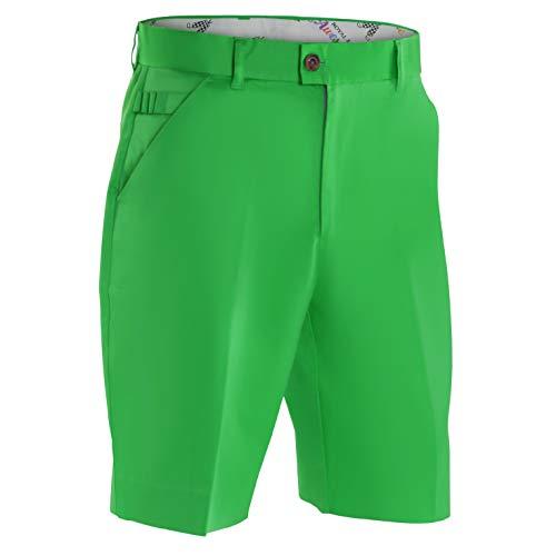 Royal & Awesome Greenside Bright Mens Golf Shorts - 32