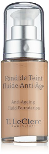 T. LeClerc Anti Ageing Fluid Foundation SPF 20 (Bottle) - # 05 Beige Ambre Satine 30ml/1oz