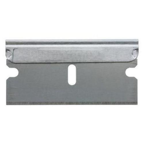 Metal Razor Blades Single Edge #9 Blade .009 Thick, U.S. Made, 100 per box ()