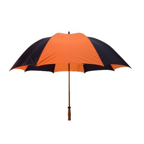 Peerless 2419WGF Black Orange Mulligan Umbrella Orange product image