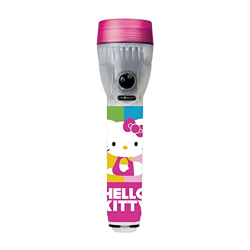 Hello Kitty Pink LED Mini Glow Flashlight, Glows Pink