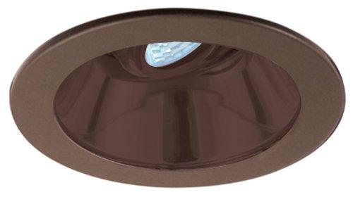 Elco Lighting EL1411N 4'' Adj. Shower Trim w/ Clear Reflector & Clear Lens - EL1411