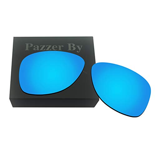 Polarized Replacement Lenses for Oakley Dispatch 2 Sunglasses - Ice Blue Mirrored ()