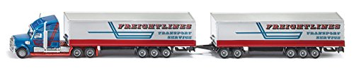 1:87 Siku Container Truck With Trailer