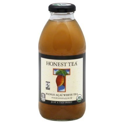 Honest Tea Tea Rtd Mango Wht Org (Tea Mango Honest Tea)