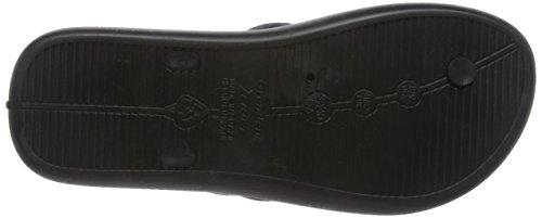 Rider Strike Mens Flip Flops / Sandals Black yUSpCHG1gU
