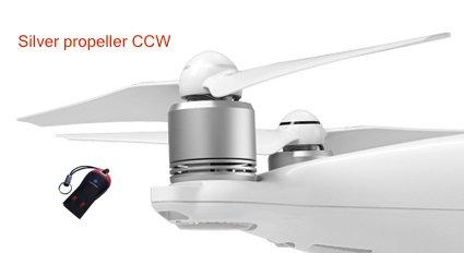 Clockwise Motor - DJI Part 23 2312S Counter-Clockwise Rotation Motor for Phantom 4 Quadcopter