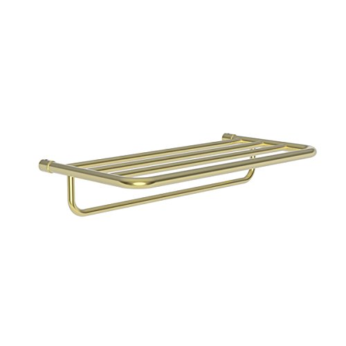 (Ginger XX43-20/PB Hotel Shelf Frame Towel Bar, 20