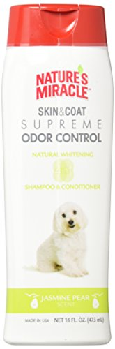 Nature's Miracle Supreme Whitening Odor Control Shampoo, 16 oz. ()